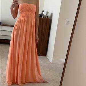 Armani Exchange Gorgeous 🍑 maxi dress